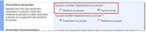 Setting-Groupe