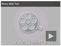 Webpart Video SharePoint 2010