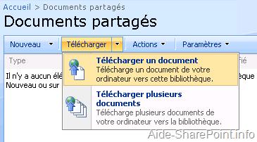 Téléchargement multiple
