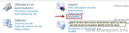 Aspect > Navigation