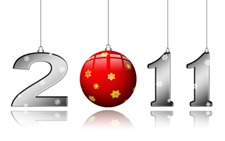 Fotolia_26782148_XS - New Year 2011